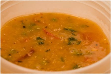 Masoor Dal (Red Lentils) – Spicy Indian Style | recipes | Pinterest ...