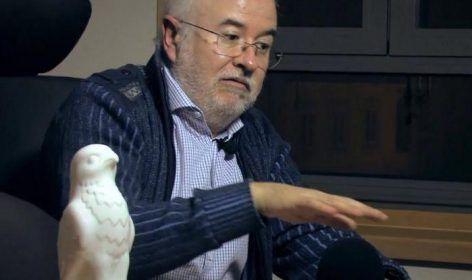 """José Manuel Gutiérrez: """"Podías llegar a terminar tus estudios y no sabías nada de tu ciudad"""""""