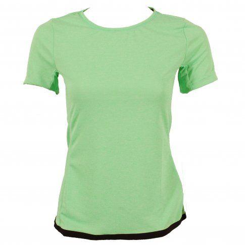 Tony Pryce Sports - adidas Women's Uncontrol Climachill Tee Green   Intersport