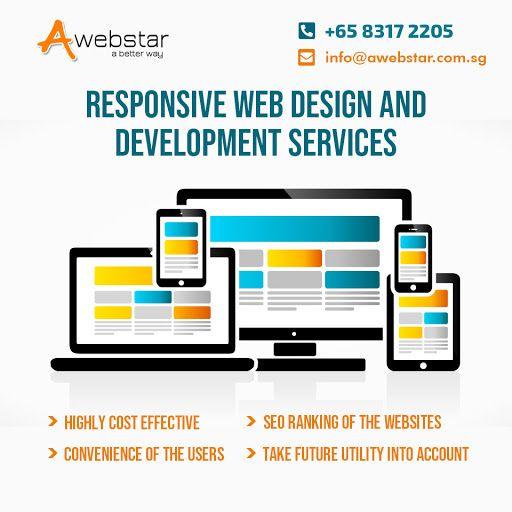 Responsive Web Design Service Singapore Web Design Quotes Web Design Websites Responsive Web Design