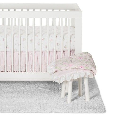 Simply Shabby Chic Nursery Pink