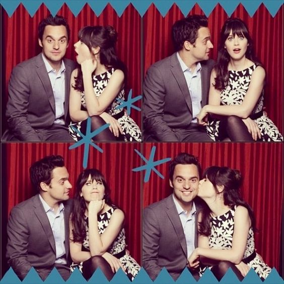 jake and zooey dating