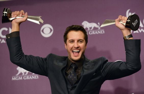 Congrats to Luke! He so deserved it!