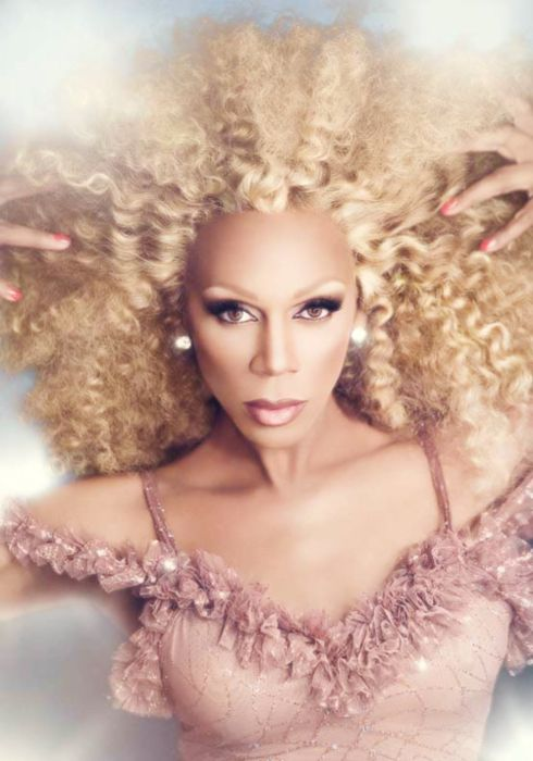 """""""If you don't love yourself, how in the hell you gonna love somebody else?""""  """"Look at me—a big old black man under all of this makeup, and if I can look beautiful, so can you."""" RuPaul"""