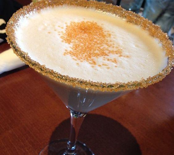 Creme Brulee Martini - Food Recipes