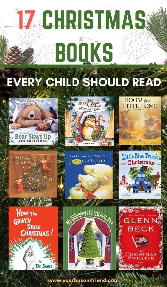 17 Of The Most Popular Christmas Books For Your Kids The Creative Muggle Christmas Picture Books Childrens Christmas Books Christmas Books
