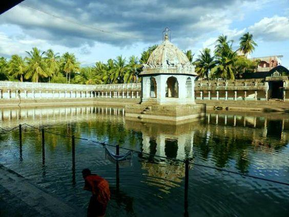 Vaitheeswarar Temple, Poonamallee