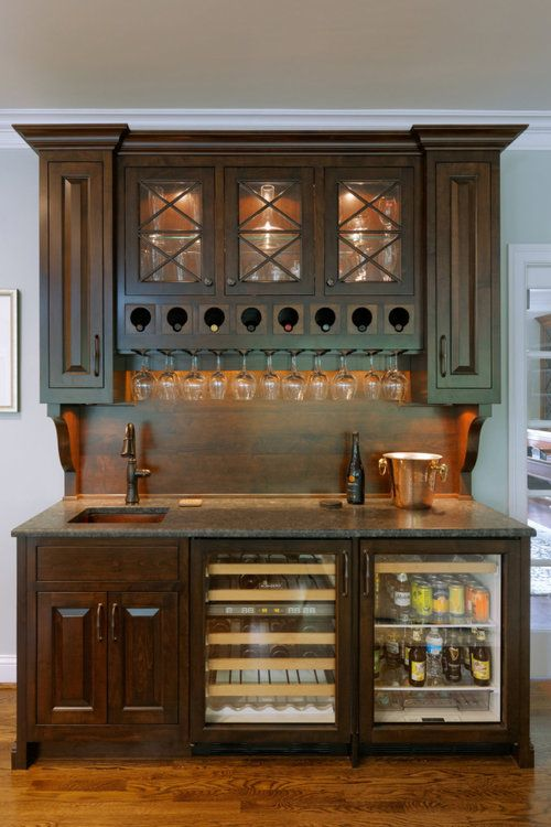 Free Standing Wet Bar Home Wine Bar Kitchen Wet Bar Kitchen Bar Design