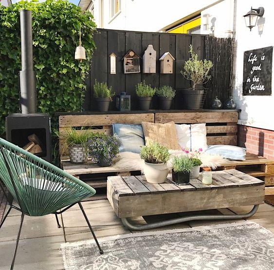 blog de decoração - Arquitrecos: Transforme seu quintal com poucos recursos