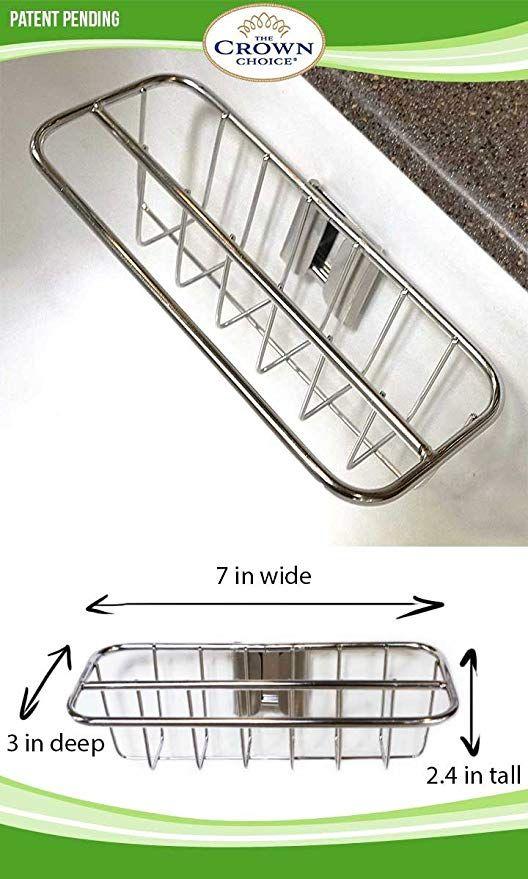 Amazon Com Best Dish Cloth Holder Caddy For Kitchen Sink