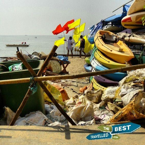 Docks #Mumbai #India