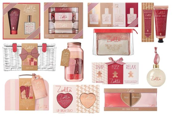 Zoella Beauty Christmas Collection 2016 Gift Sets Ginger Bread Superdrugu2026 | Beauty ...