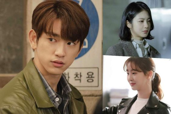 "Different Ways GOT7's Jinyoung, Shin Ye Eun, And Dasom Investigate Crimes In ""He Is Psychometric"""