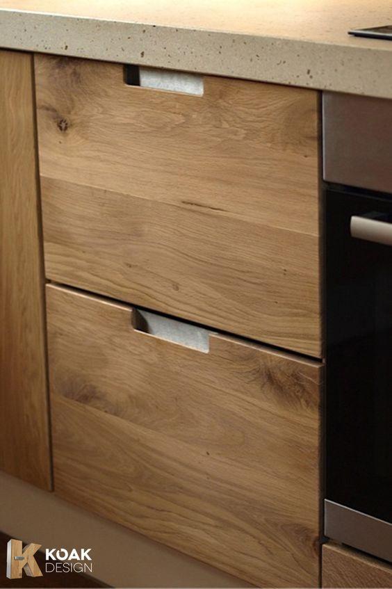 Koak design ikea keuken real oak wooden doors ikea for Koak keuken