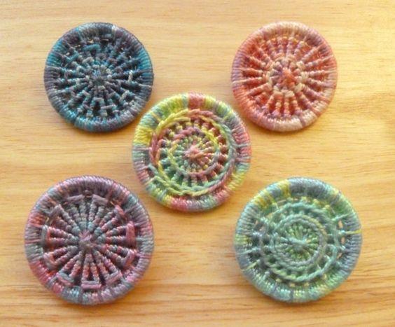 Dorset buttons: