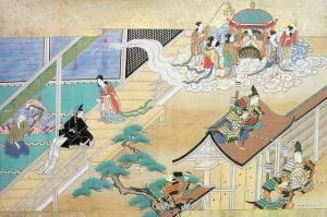 Kaguya Hime, 1650