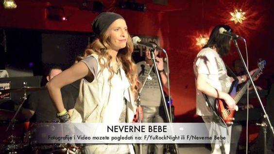 Yu Rock Night Neverne Bebe 2014