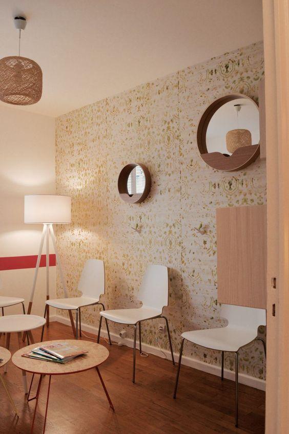 Colombe Marciano - réalisation cabinet diététique