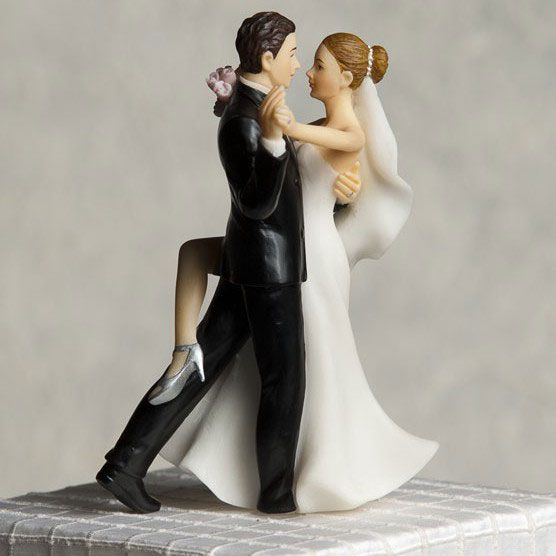perfect cake topper for my sisters wedding