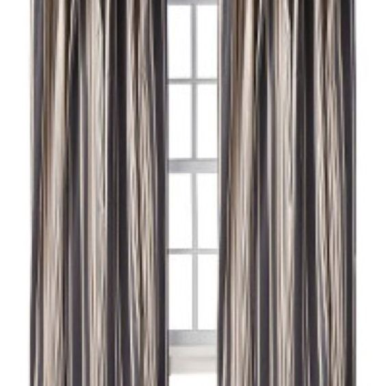 gray casual brown tan simple grey curtains and affordable p traditional striped