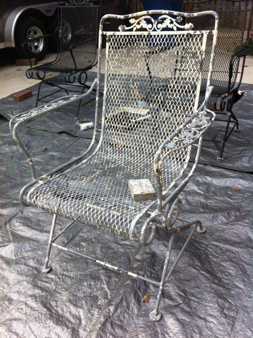 Download Wallpaper Wrought Iron Patio Furniture Repair Parts