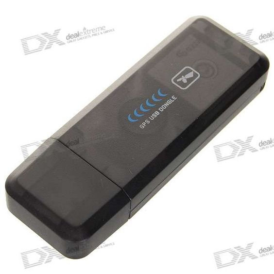Nd S Sirf Iii Gps Usb Receiver Dongle
