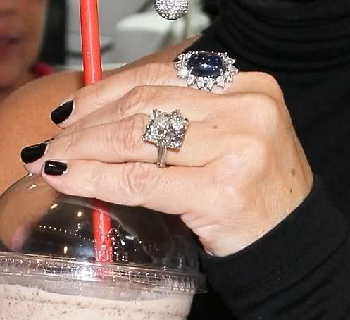 Kimora Lee Simons She Buys Herself Better And Bigger Rings Than Her Two Husbands Did