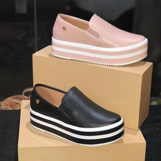 Trendy Casual Platform Shoes