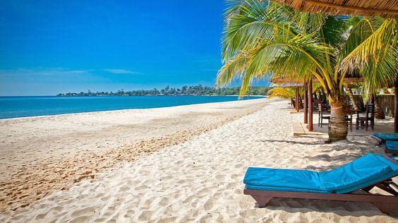 Bãi biển đẹp nhất ở Sihanoukville để nghỉ ngơi