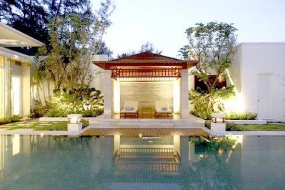 pool, thailand