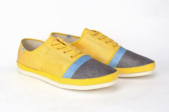 Shoe by UT.LAB. More on http://lookslikegooddesign.com/shoe-by-ut-lab/