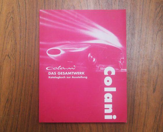 Colani  Das Gesamtwerk Katalogbuch zur Ausstellung von frameworkHK, €295.00