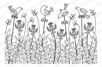 Thistle Garden - J2400: