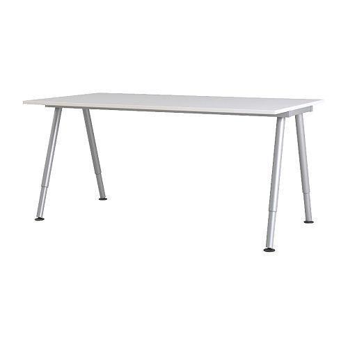 "Galant desk & ""A"" legs 109 €"