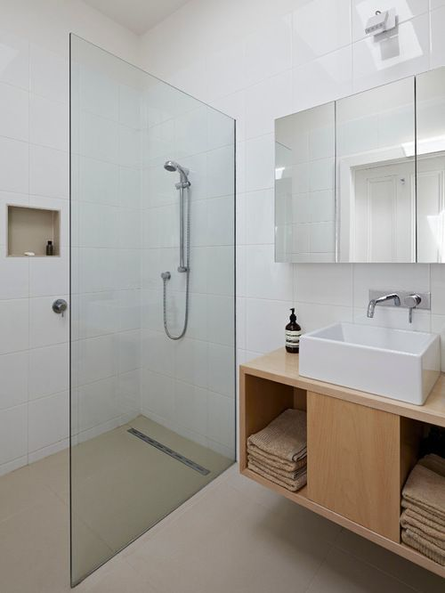 10 Inspirational Walk In Showers For Small Bathrooms Small