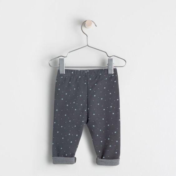 Katoenen broek met stippen - New Born | Zara Home Holland