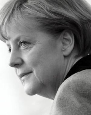 I didn't vote her or her party. But she showed decency where most European politicians failed. Shame on them.: