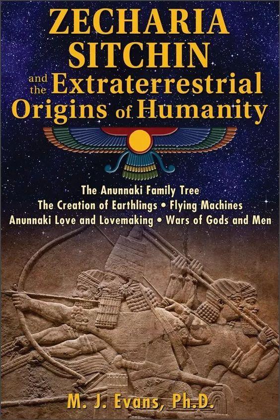 Anunnaki Ancient buitenaardse oorlogen