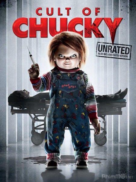 Ma Búp Bê 7: Sự tôn sùng Chucky - Child's Play 7: Cult of Chucky (2017)