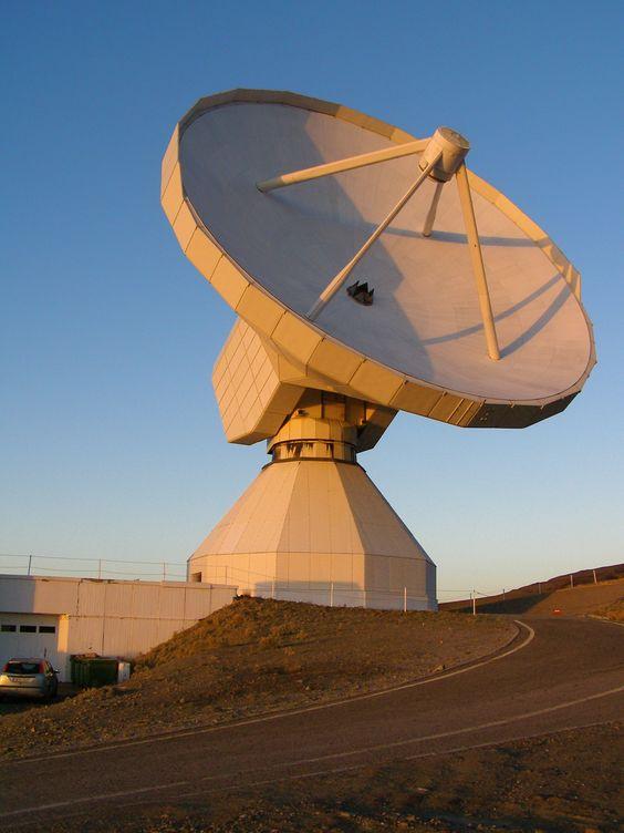 IRAM telescope