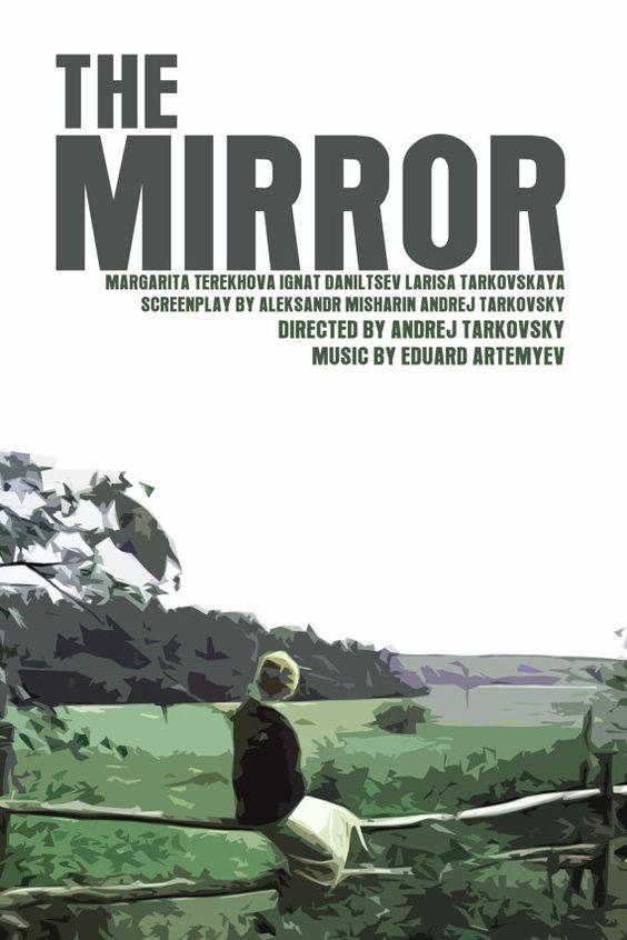 ... the mirror ...