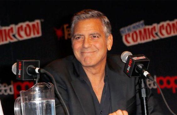 George Clooney's flood emergency - TV3.IE #GeorgeClooney