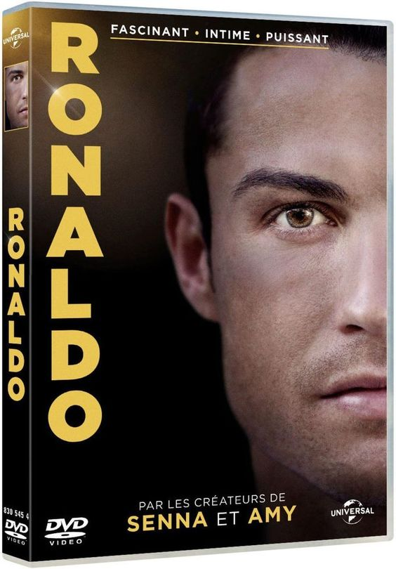 Ronaldo Dvd Neuf Dvd Documentaire Ronaldo
