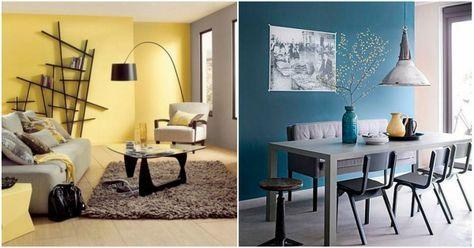 Ideas Para Pintar La Casa Casas Pintadas Interiores De Casa Colores Para Casas