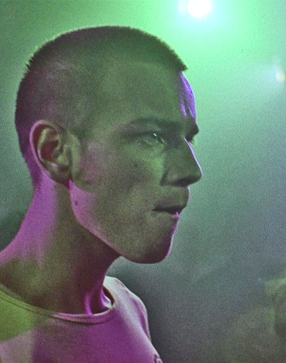 Renton @ Trainspotting #EwanMcGregor