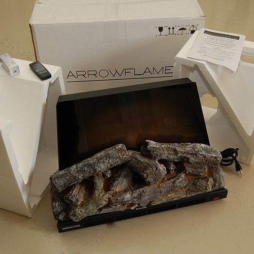 "24"" Arrowflame Electric Log Insert AL24N001"