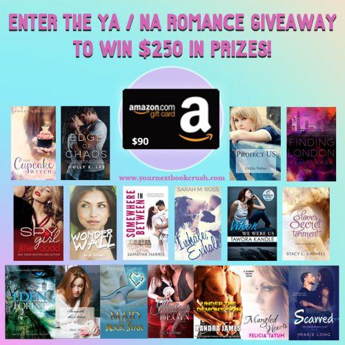 YA/NA Contemporary Romance Giveaway {US} 7/15/16 via... IFTTT reddit giveaways freebies contests