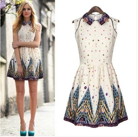 Aliexpress.com : Buy 2014 Spring Vintage Style Women&-39-s Fashion ...