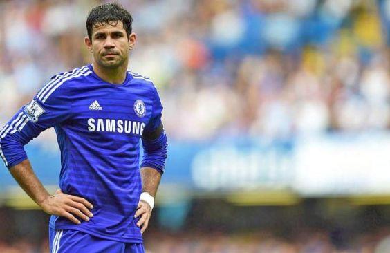 Diego Costa asegura que no ha valorado su regreso al Atlético de Madrid - Diego Costa, delantero del Chelsea, reconoció que en ningún momento de este verano ha valorado la opción de regresar al Atlético de Madrid y asegu...