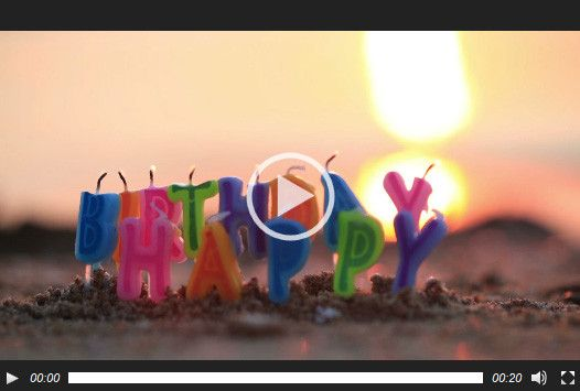 Geburtstagsgrusse Sms Video Best Of Englisch Garten